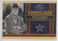 Tom Landry /25