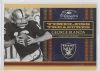 George Blanda /250