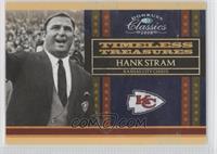 Hank Stram #/250