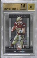 Matt Ryan /199 [BGS 9.5 GEM MINT]