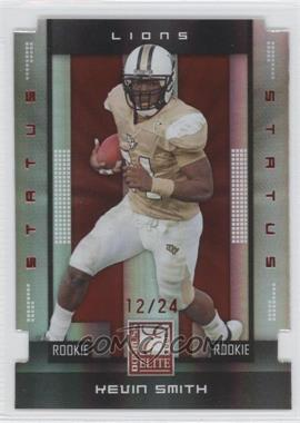 2008 Donruss Elite - [Base] - Status Die-Cut #127 - Kevin Smith /24