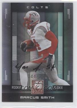2008 Donruss Elite - [Base] #177 - Marcus Smith /299