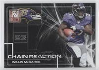 Willis McGahee #/400