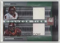 Eddie Royal, Brandon Flowers /100