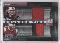 Brian Brohm, Harry Douglas /25