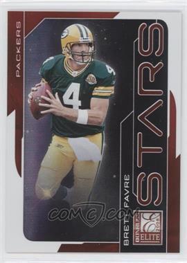 2008 Donruss Elite - Stars - Red #S-1 - Brett Favre /800