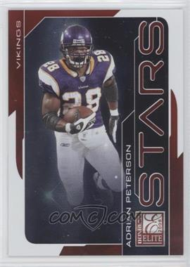 2008 Donruss Elite - Stars - Red #S-22 - Adrian Peterson /800