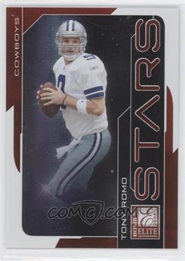 2008 Donruss Elite - Stars - Red #S-25 - Tony Romo /800
