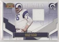 Rosey Grier [Poor to Fair] #/250