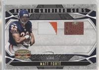 Matt Forte #/25