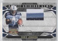 Chris Johnson #/50