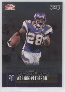 2008 Donruss Playoff Award Winners - [Base] #AP-RB - Adrian Peterson