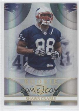 2008 Donruss Threads - [Base] - Gold Century Proof #232 - Shawn Crable /50