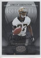 New Generation Signatures - Adrian Arrington #/999