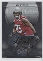 New Generation Signatures - Aqib Talib /999