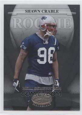 2008 Leaf Certified Materials - [Base] #193.1 - New Generation - Shawn Crable /1500
