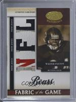 Walter Payton [Excellent] #25/25
