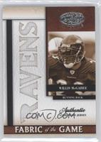 Willis McGahee #/10