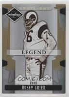 Rosey Grier #/49