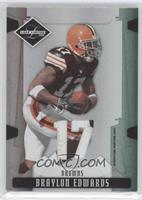 Braylon Edwards /17