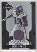 Deion Branch [Noted] #/100