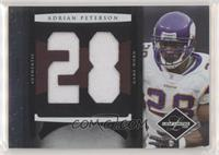 Adrian Peterson #/30