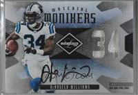 DeAngelo Williams [Noted] #/25