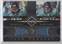 Fred Taylor, Maurice Jones-Drew #/100