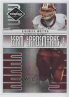 Ladell Betts /100