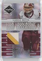 Ladell Betts /50