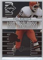Paul Warfield /50