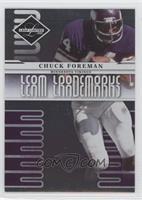 Chuck Foreman #/999