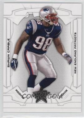 2008 Leaf Rookies & Stars - [Base] #177 - Shawn Crable /999