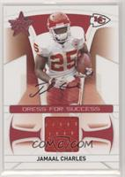 Jamaal Charles [Noted] #/25