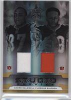 Andre Caldwell, Jerome Simpson /250
