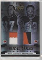 Andre Caldwell, Jerome Simpson /25