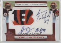 Andre Caldwell, Jerome Simpson /11