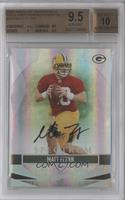 Matt Flynn /25 [BGS 9.5 GEM MINT]