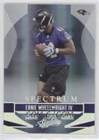 Ernie Wheelwright IV #/100