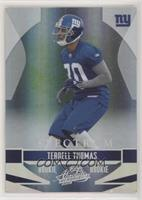 Terrell Thomas [Noted] #/100