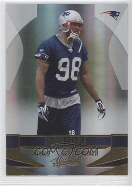 2008 Playoff Absolute Memorabilia - [Base] #237 - Shawn Crable /799