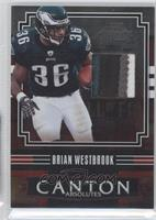 Brian Westbrook #/25