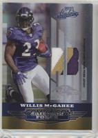Willis McGahee #/25