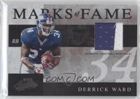 Derrick Ward /50