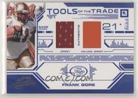 Frank Gore #/100