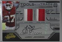 Larry Johnson [Noted] #/25