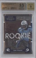 Chris Johnson [BGS 9.5 GEM MINT]