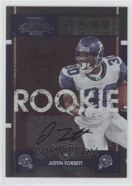 2008 Playoff Contenders - [Base] #159 - Justin Forsett