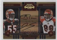 Keith Rivers, Jerome Simpson /10