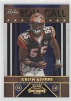 Keith Rivers /25